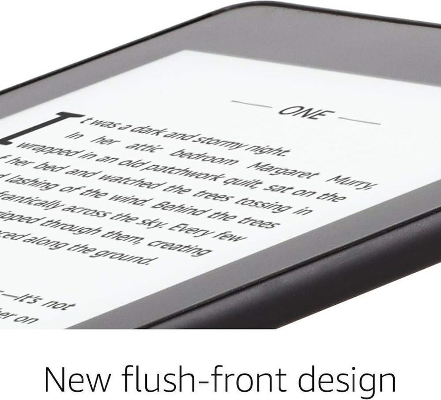 kindle paperwhite ebook file format