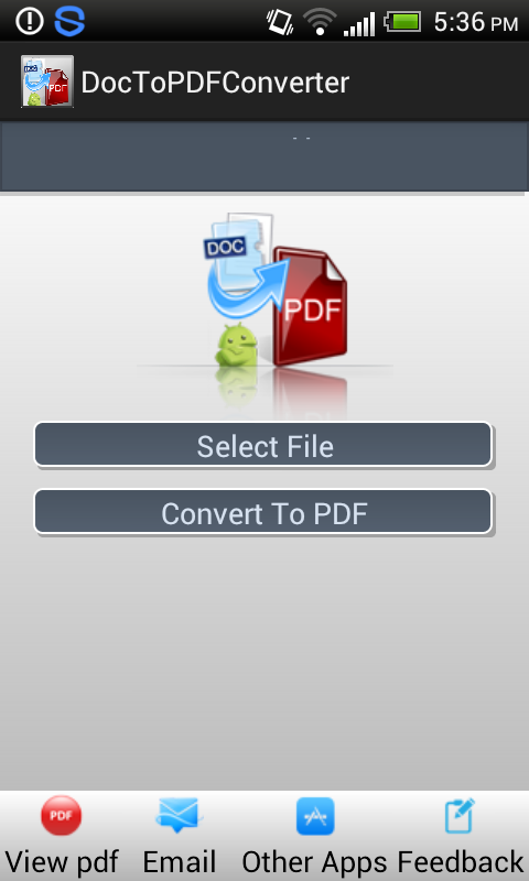 how to convert epub to pdf on android