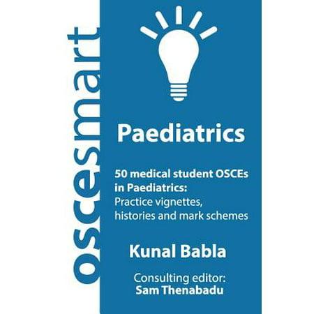 oscesmart 50 medical student osces in paediatrics ebook