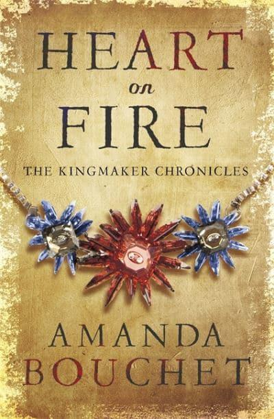 amanda bouchet heart on fire epub