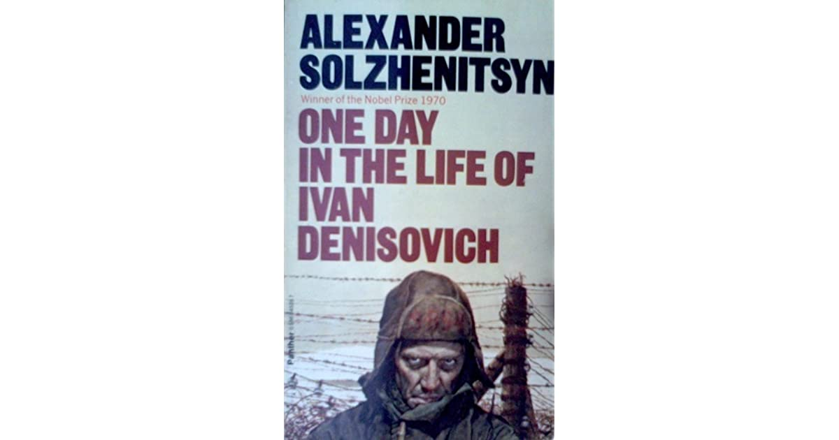 one day in the life of ivan denisovich ebook