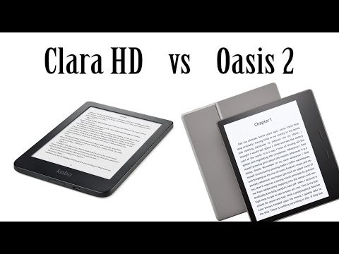 kobo ebook reader vs kindle