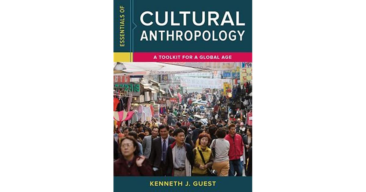 cultural anthropology a toolkit for a global age ebook