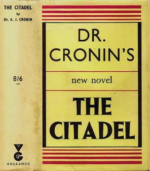 the citadel aj cronin free ebook download