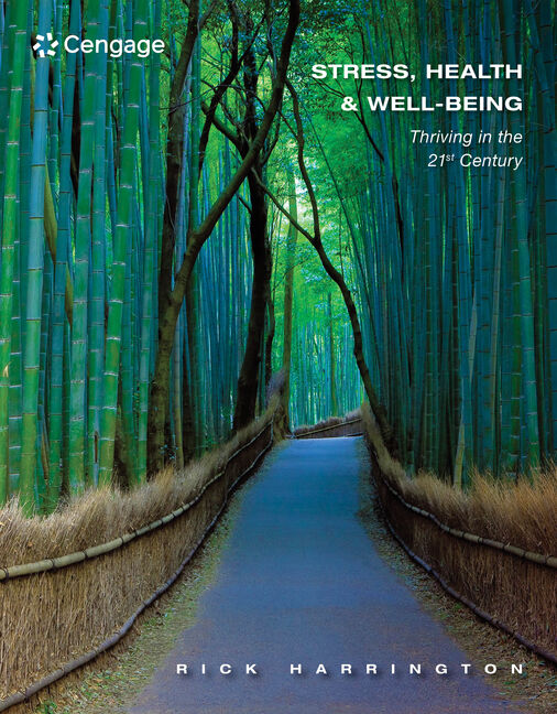 stress health and well-being thriving in the 21st century ebook