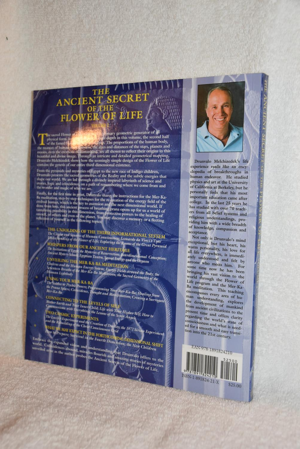 the ancient secret of the flower of life epub