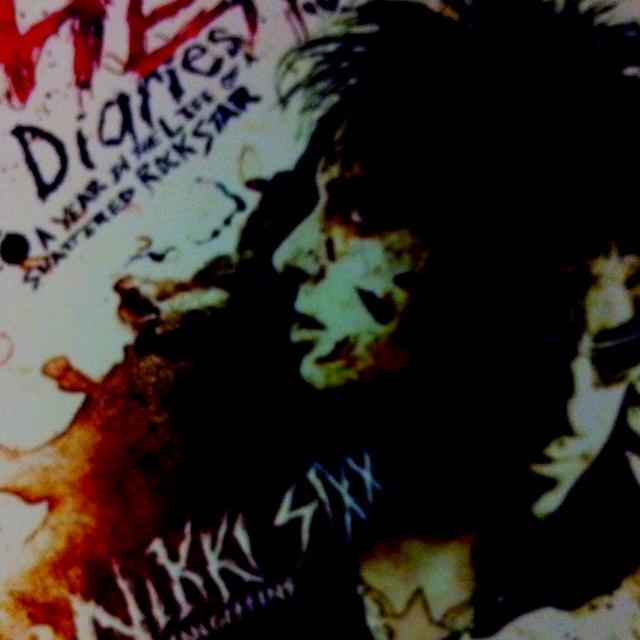 nikki sixx heroin diaries epub