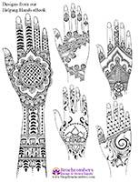 henna designs ebook free download
