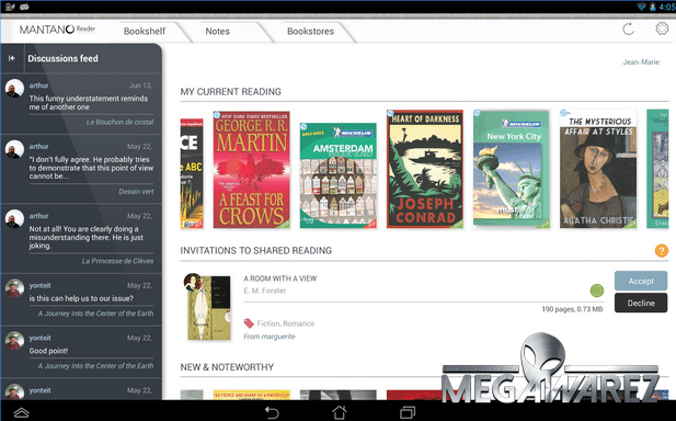 ebook reader for android apk