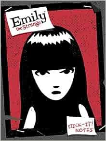emily the strange piece of mind ebook
