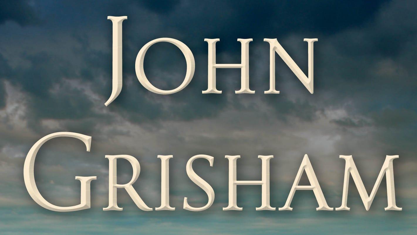 john grisham camino island epub