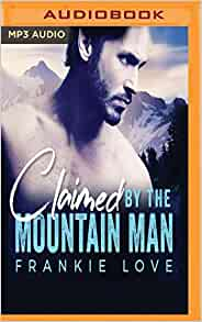 claimed by the mountain man frankie love epub