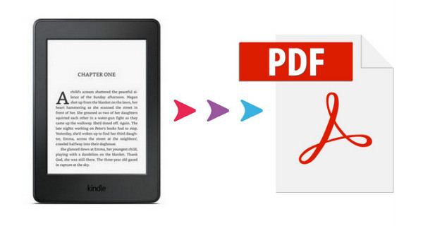 convert pdf to epub kindle