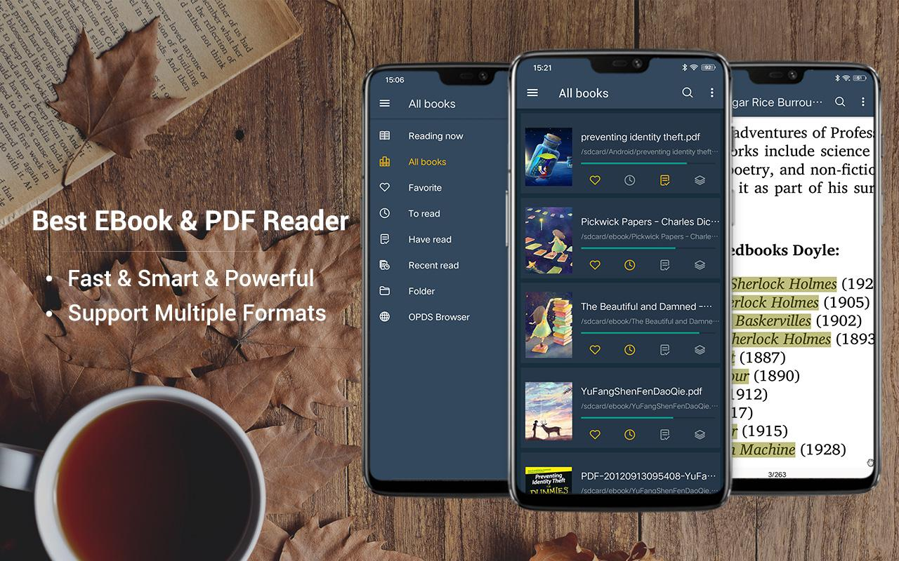 ebook reader download for android