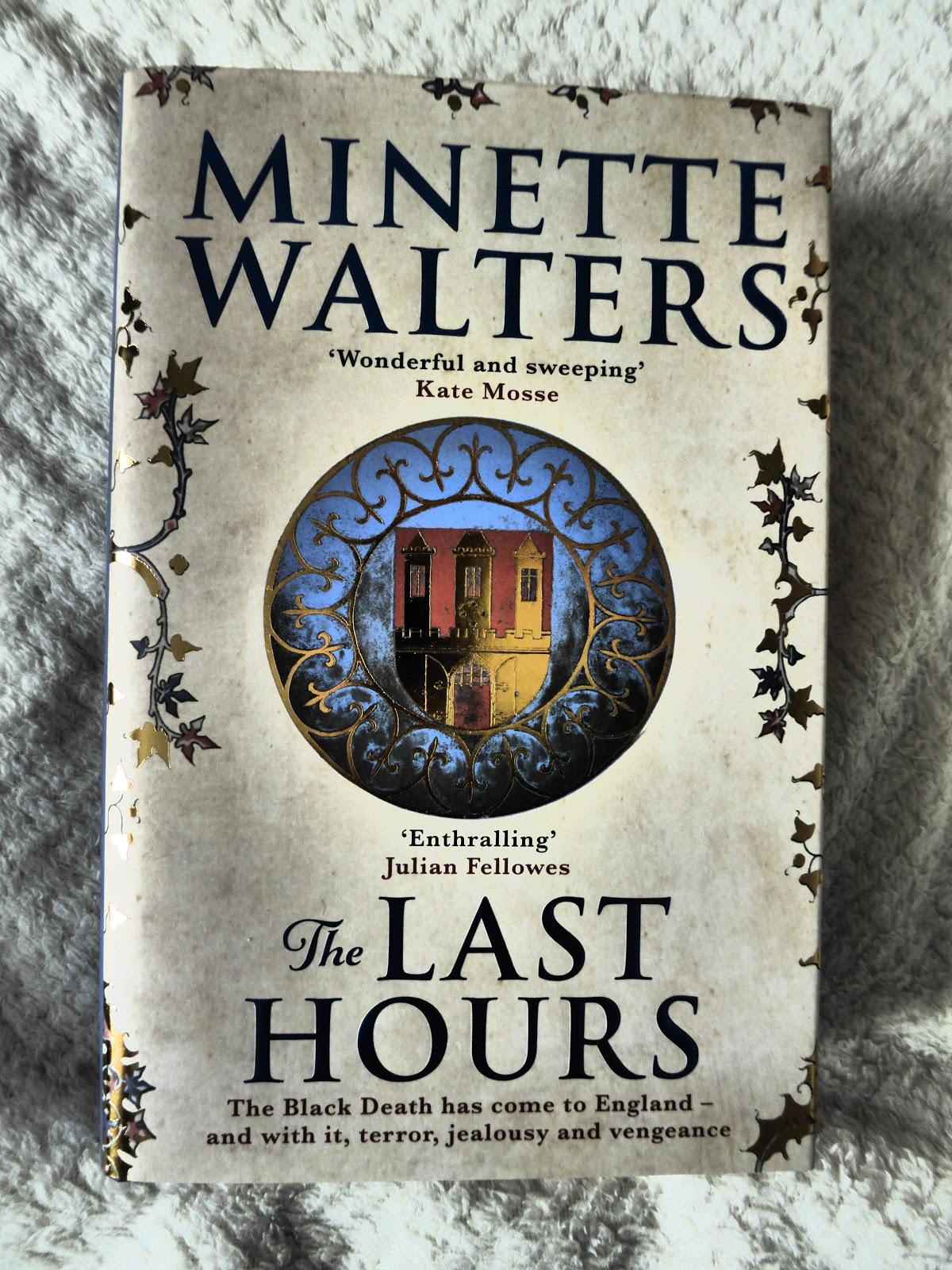 ebooks the last hours minette walters