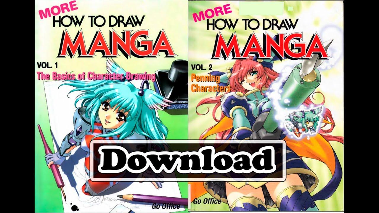 how to draw manga free ebook download