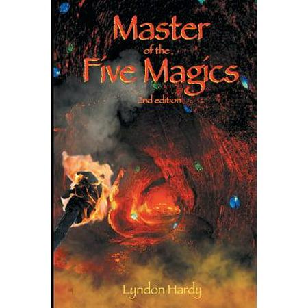 master of the five magics epub
