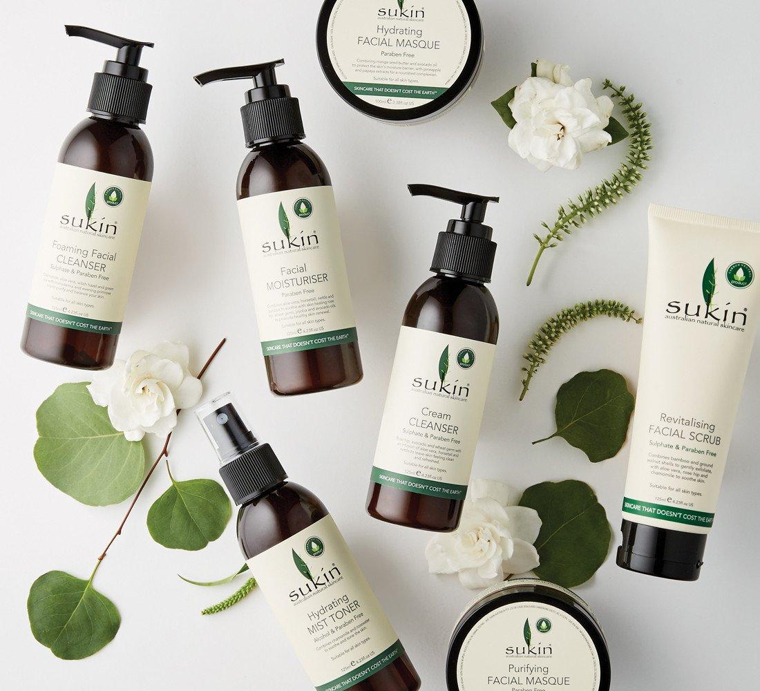 organic skin care free ebook