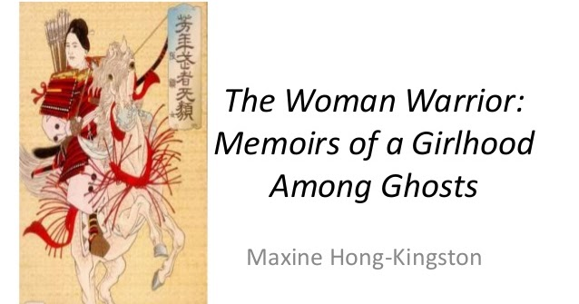 the woman warrior ebook free